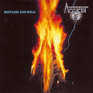 ACC03 - Accept - Restless and Wild