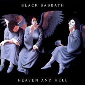 BLA05 - Black Sabbath - Heaven and Hell