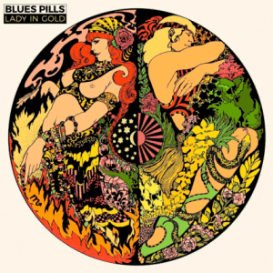 BLU01 -Blues Pills - Lady in Gold