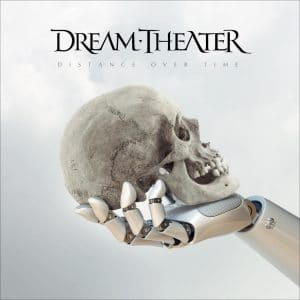 DRE01 - Dream Theater - Distance Over Time