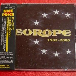 EUR01 - Europe -1982 – 2000
