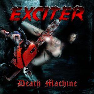 EXC01 - Exciter - Death Machine