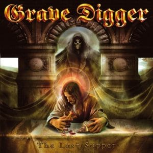 GRA02 - Grave Digger - The Last Supper