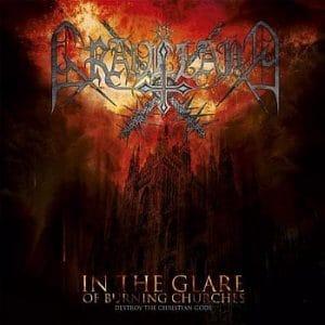 GRA07 - Graveland - In The Glare of Burning Churches