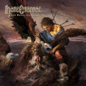 HAT01 - Hate Eternal - Upon Desolate Sands