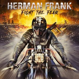 HER01 -Herman Frank - Fight the Fear