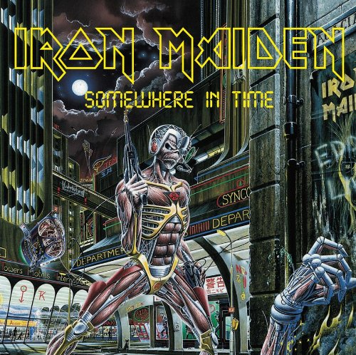 IRO04 - Iron Maiden- Somewhere in Time