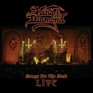 KIN01 - King Diamond - Songs for the Dead - Live