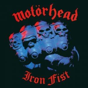 MOT01 - Motörhead - Iron Fist