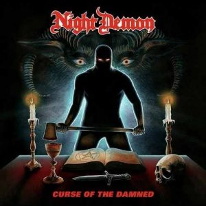 NIG02 - Night Demon - Curse of the Damned
