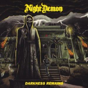 NIG03 - Night Demon -Darkness Remains