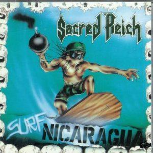 SAC06 - Sacred Reich - Surf Nicaragua