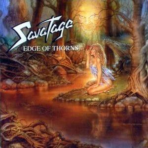 SAV02 - Savatage - Edge of Thorns