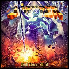 STR03 - Stryper -God Damn Evil