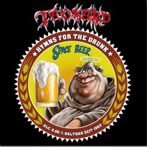 TAN07 - Tankard - Hymns For The Drunk