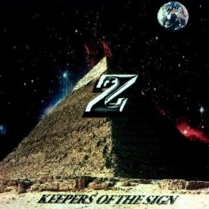 Z01 -Z - Keepers Of The Sign