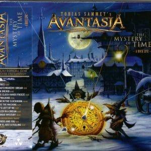 AVA05 - Avantasia - The Mystery of Time