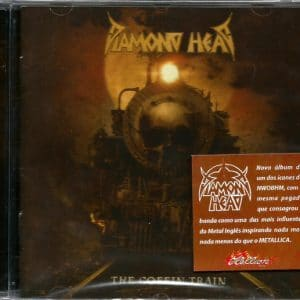 DIA01 - Diamond Head - The Coffin Train