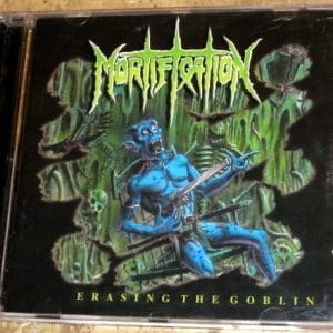 MOR06 - Mortification - Erasing The Goblin