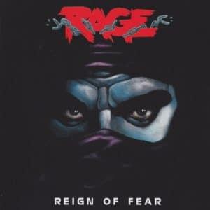 RAG01 - Rage -Reign Of Fear