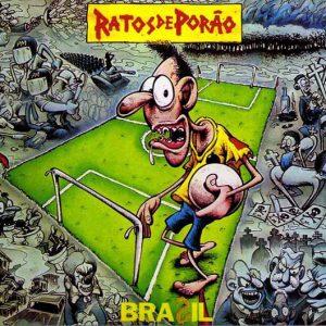RAT07 - Ratos de Porão - Brasil