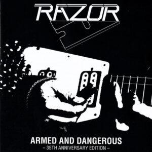 RAZ02 - Razor - Armed And Dangerous