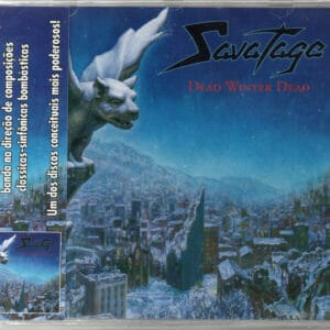 SAV05 - Savatage - Dead Winter Dead