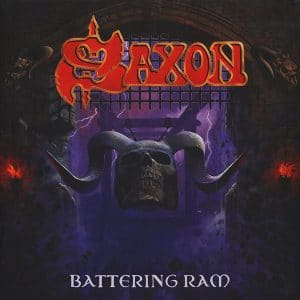 SAX06 - Saxon - Battering Ram