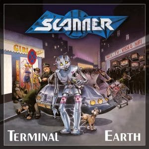 SCA01 -Scanner - Terminal Earth