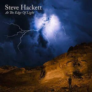 STE01 - Steve Hackett - At The Edge Of Light