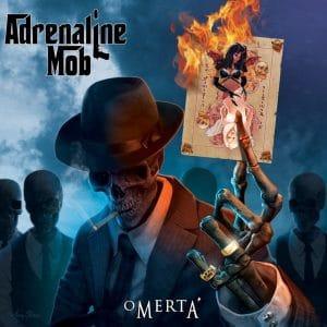 ADR03 - Adrenaline Mob - Omertá