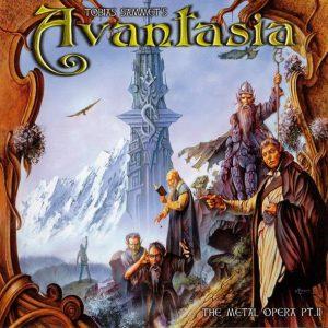 AVA08 - Avantasia -The Metal Opera Pt.II