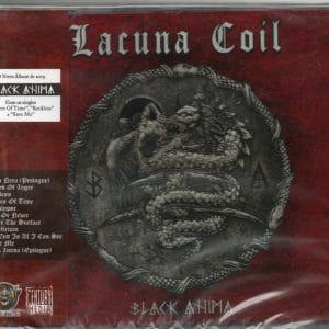 LAC02 -Lacuna Coil - Black Anima