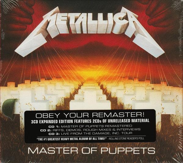 MET20 -Metallica - Master Of Puppets
