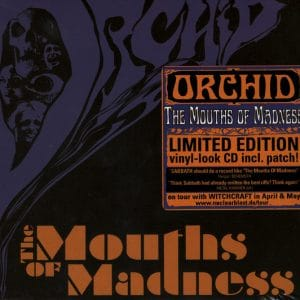 ORC01 -Orchid -The Mouths Of Madness