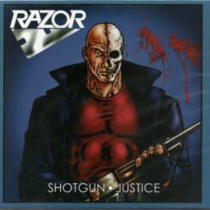 RAZ04 -Razor - Shotgun Justice