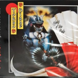 TOK02 -Tokyo Blade - Night Of The Blade