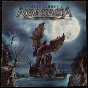 AVA10 -Avantasia - Angel Of Babylon