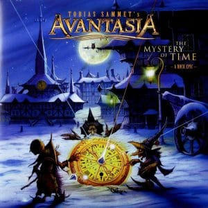 AVA12 -Avantasia - The Mystery Of Time