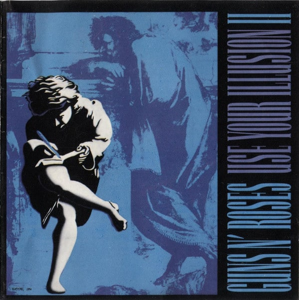 GUN02 -Guns N' Roses - Use Your Illusion II