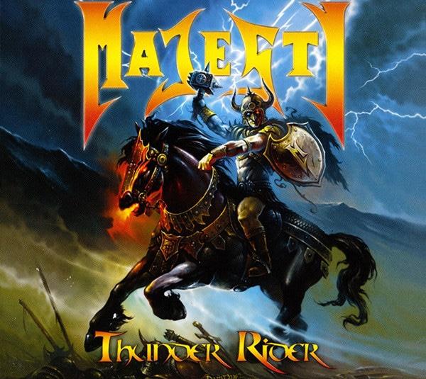 MAJ04 -Majesty -Thunder Rider