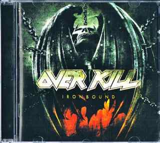 OVE09 -Overkill - Ironbound