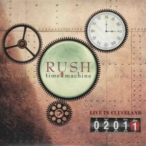 RUS14 -Rush -Time Machine 2011 Live In Cleveland