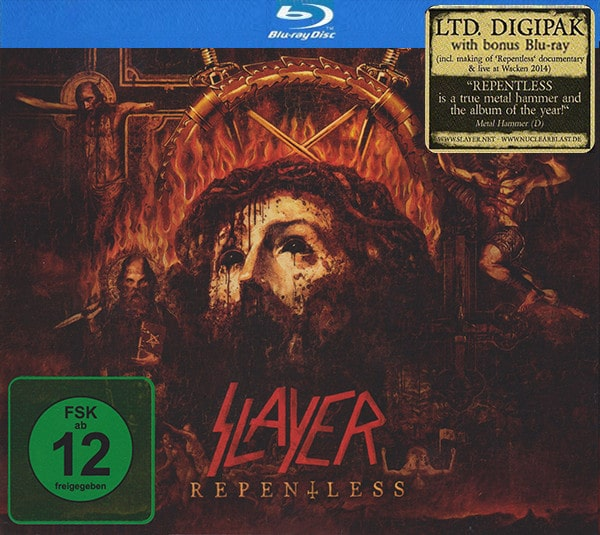 SLA06 -Slayer -Repentless