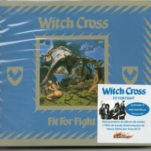 WIT07 -Witch Cross - Fit For Fight