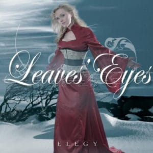LEA01 -Leaves Eyes - Elegy