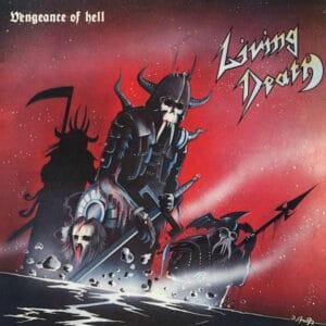 LIV03 -Living Death - Vengeance Of Hell