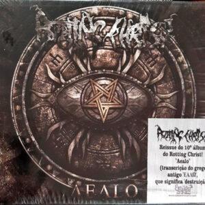 ROT12 -Rotting Christ - Aealo