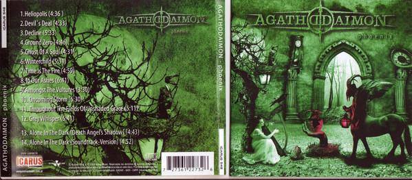 AGA06 -Agathodaimon - Phoenix
