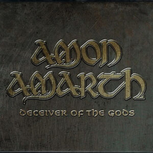 AMO10 -Amon Amarth - Deceiver Of The Gods